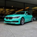 Mint Green Alpina B7
