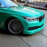 Mint Green Alpina B7 Teknik Özellikleri