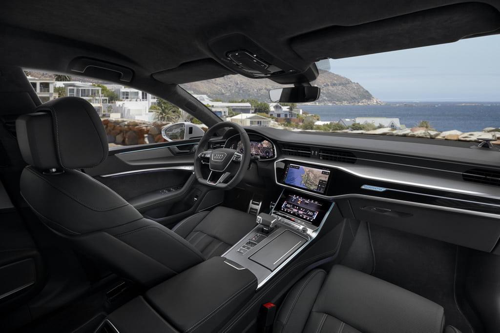 Yeni Audi A7 40 TDI Özellikleri