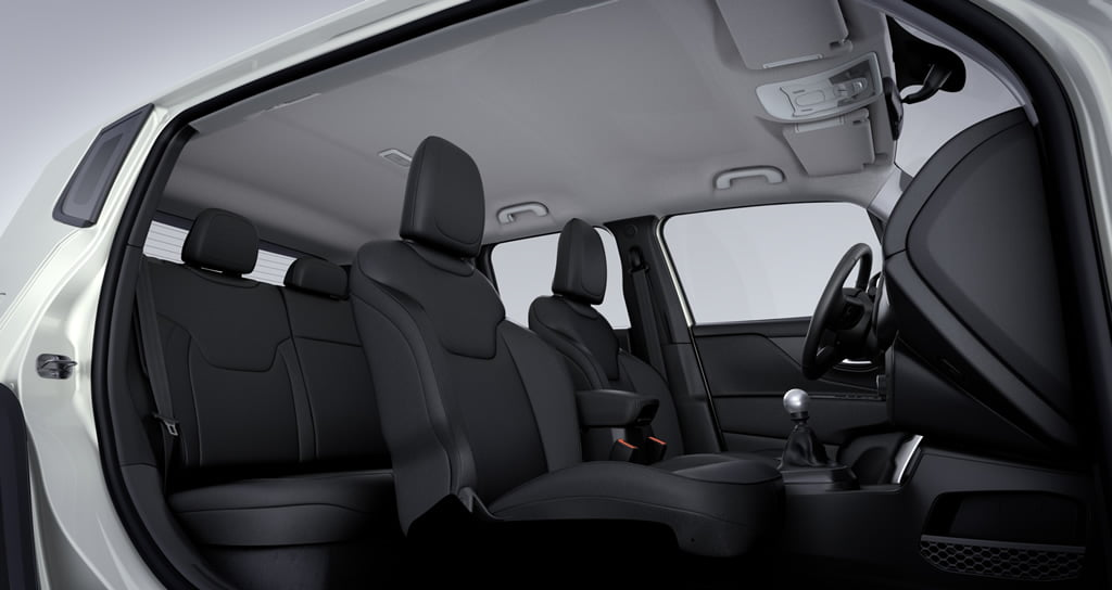 Yeni Jeep Renegade 1.0 Turbo Fotoğrafları