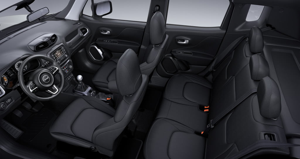Yeni Jeep Renegade 1.0 Turbo Teknik Özellikleri