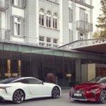 Yeni Lexus LC 500h Türkiye Fiyatı