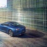 Yeni Lexus LC 500h