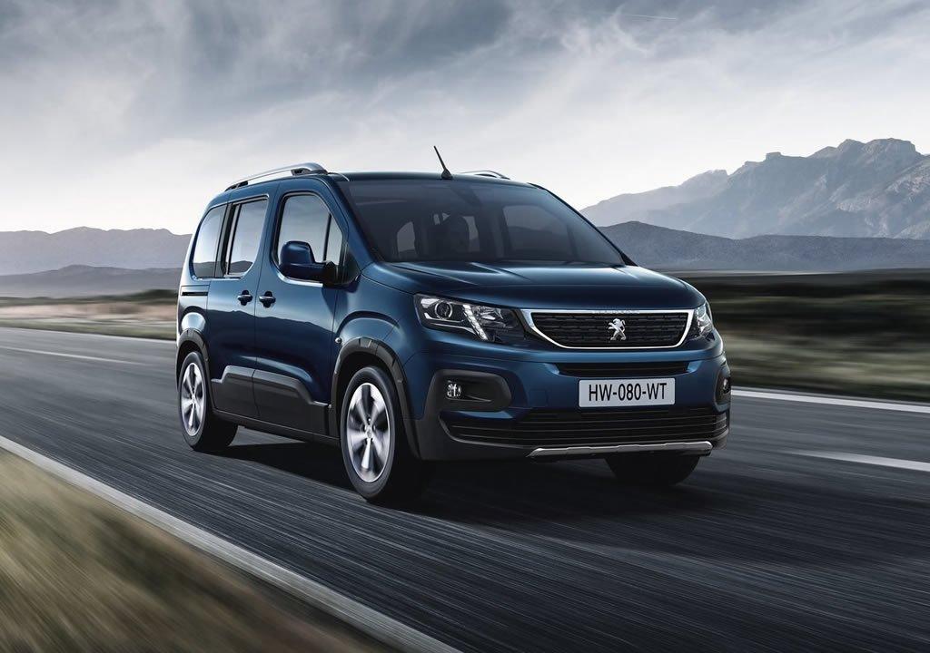 Yeni Peugeot Rifter Plus Türkiye