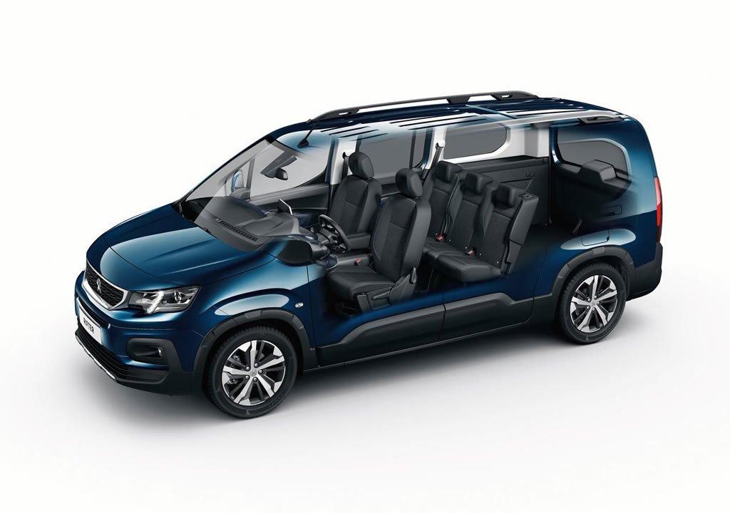Yeni Peugeot Rifter Plus Özellikleri