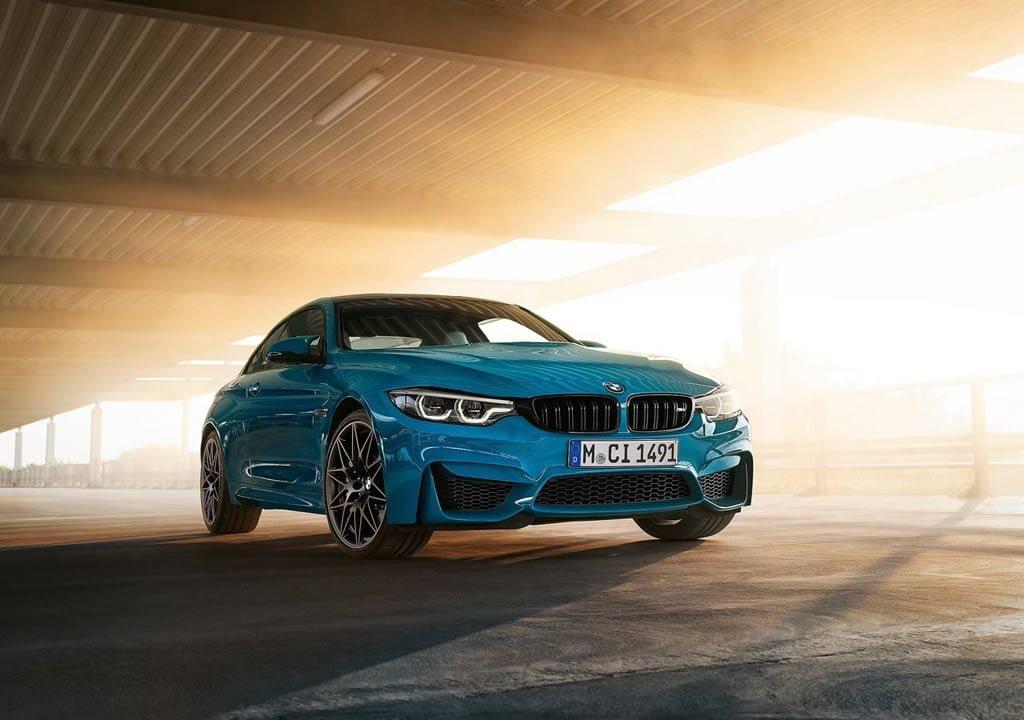 2019 BMW M4 Edition M Heritag