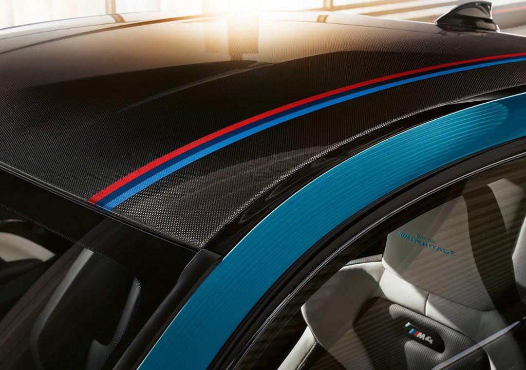 Yeni BMW M4 Edition M Heritag