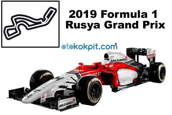 2019 Formula 1 Rusya Grand Prix Hangi Gün?
