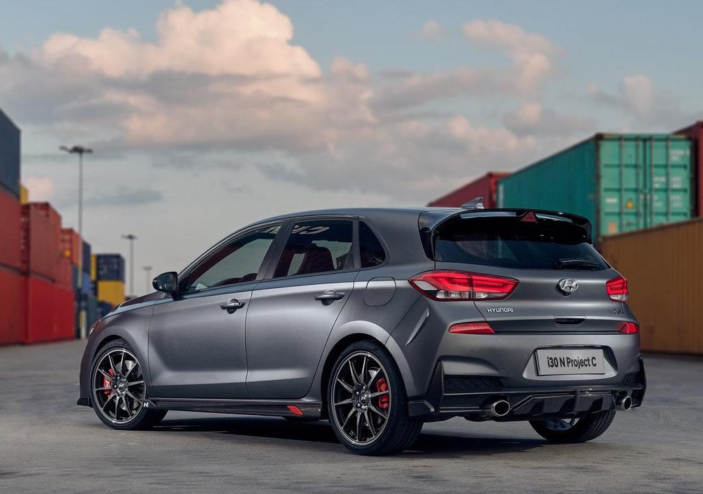 2019 Hyundai i30 N Project C