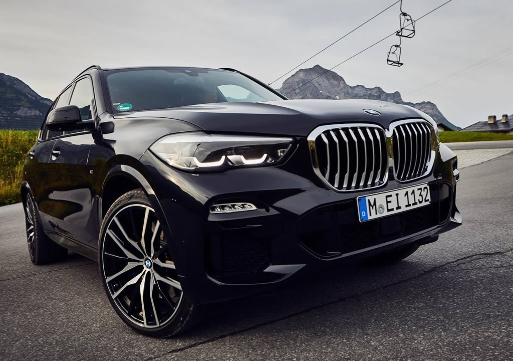 2020 BMW X5 xDrive45e iPerformance