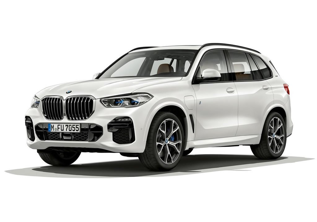 2020 BMW X5 xDrive45e iPerformance Menzili