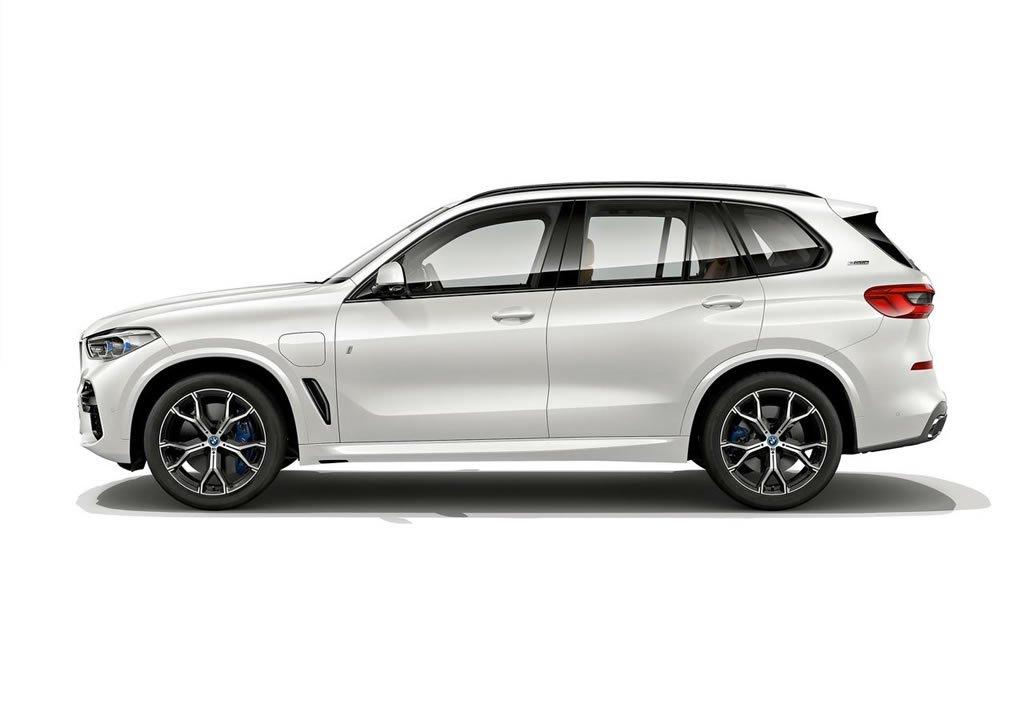 2020 BMW X5 xDrive45e iPerformance Fotoğrafları