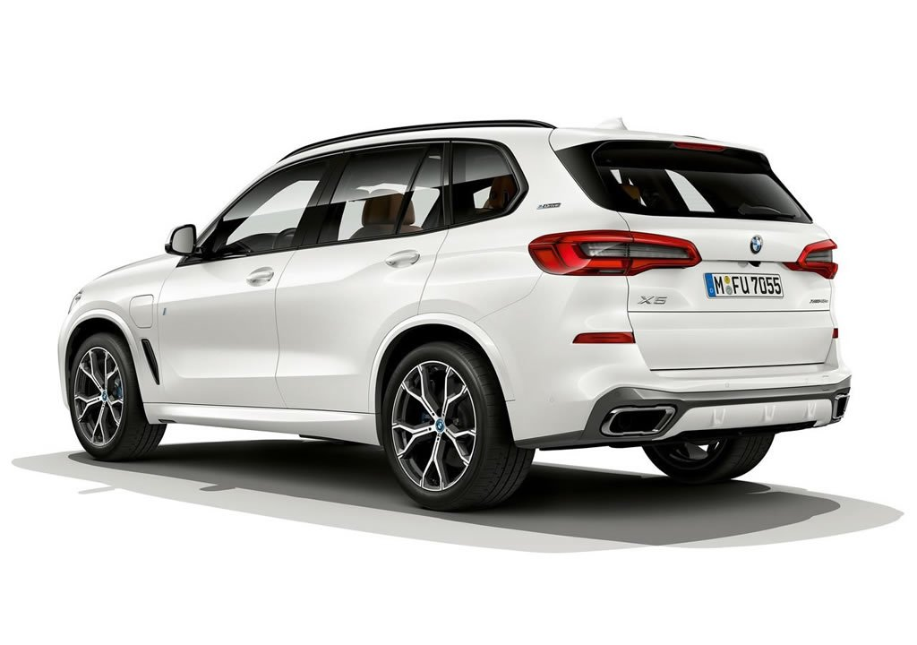 2020 BMW X5 xDrive45e iPerformance Kaç Beygir?
