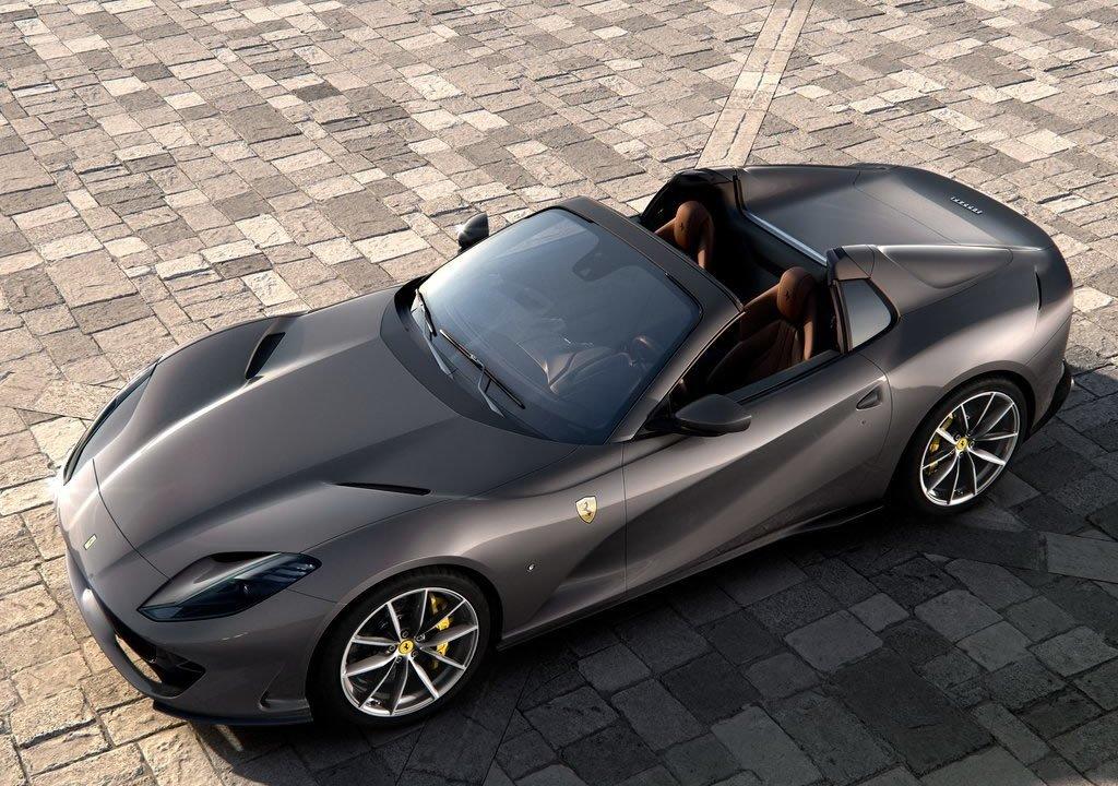 2020 Ferrari 812 GTS Fotoğrafları