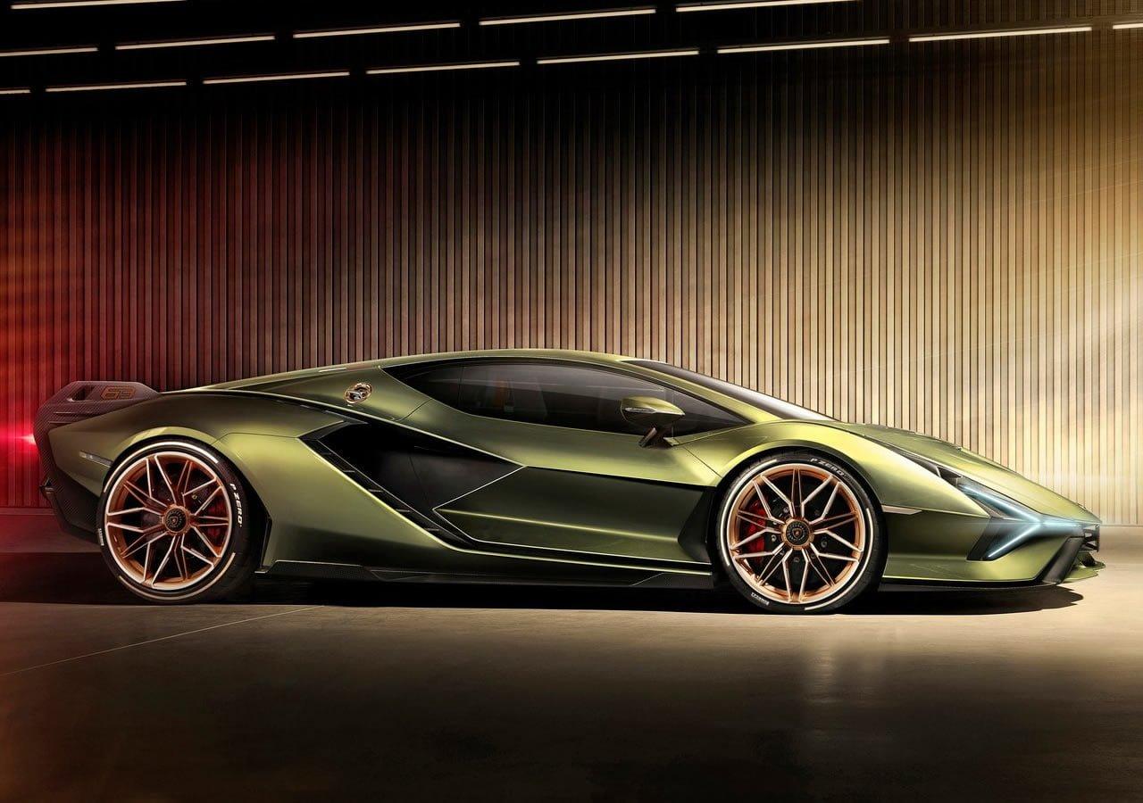 2020 Lamborghini Sian Fotoğrafları