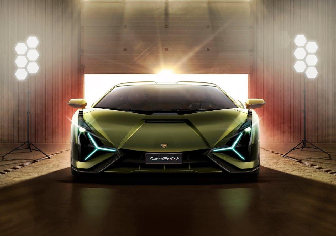 2020 Lamborghini Sian Fiyatı