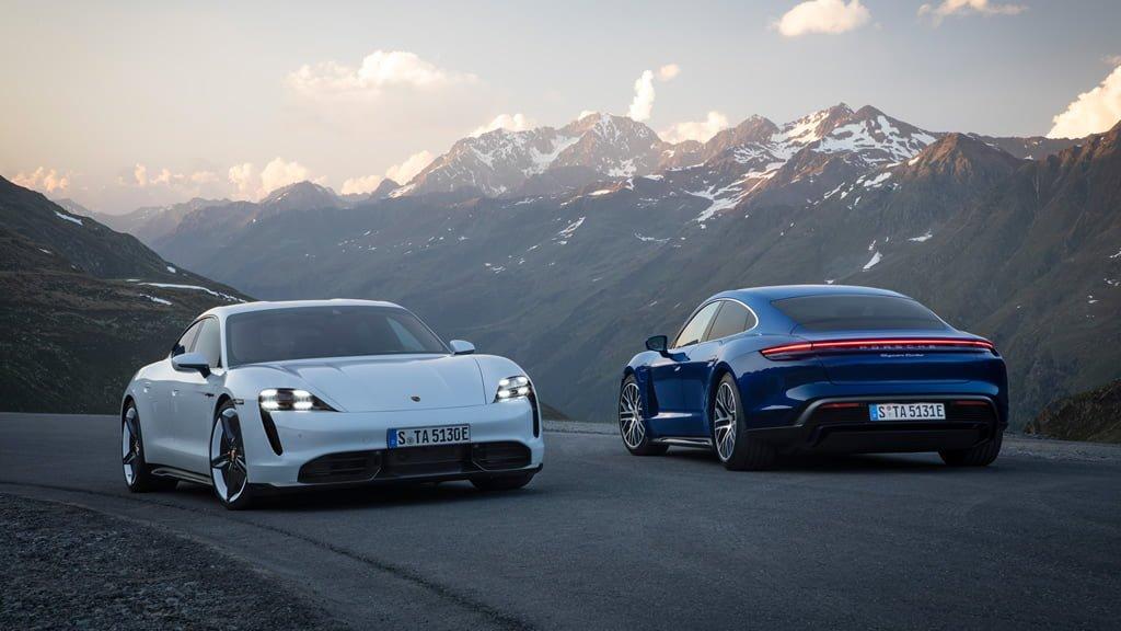 2020 Porsche Taycan Teknik Özellikleri