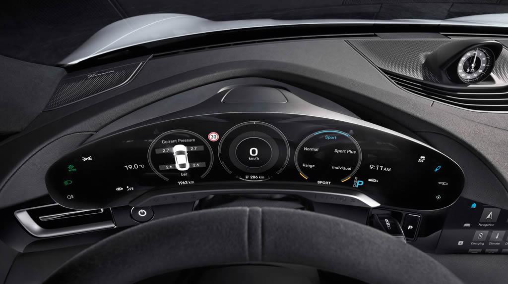 Porsche Taycan Kaç Beygir?