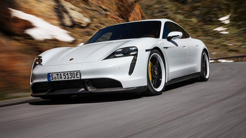 2020 Porsche Taycan Özellikleri