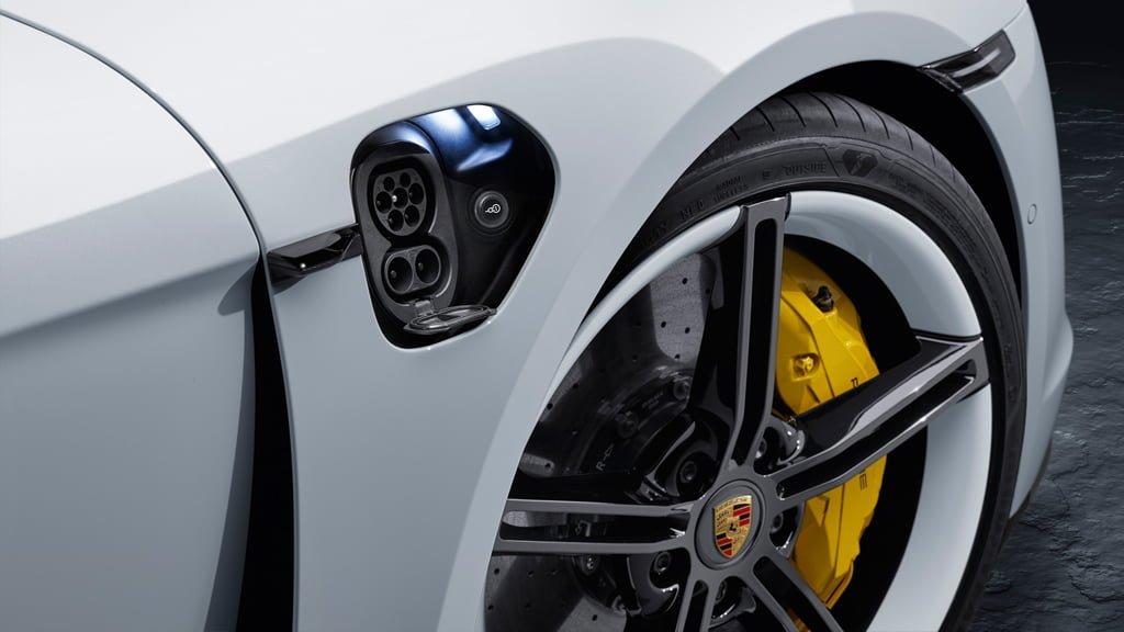 Porsche Taycan Şarj Süresi