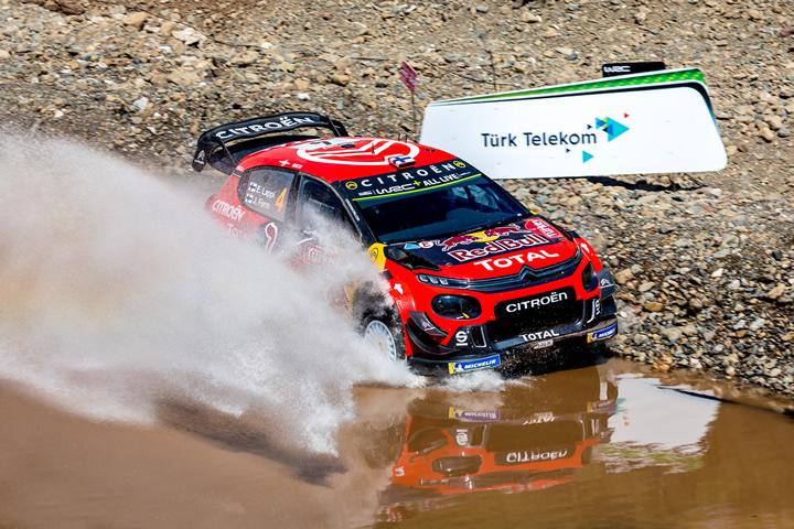 2020 WRC Takvimi