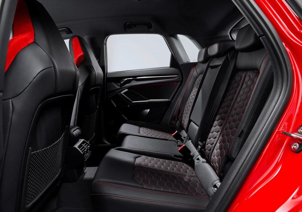 2020 Yeni Audi RS Q3 0-100 km/s