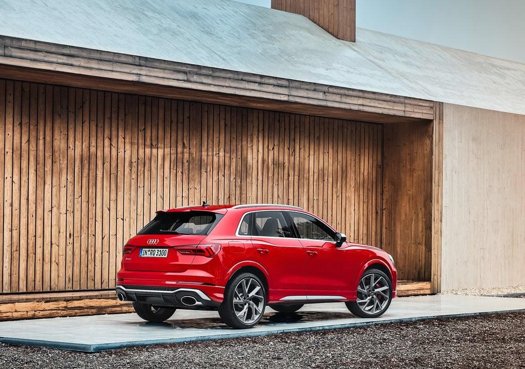 2020 Yeni Audi RS Q3