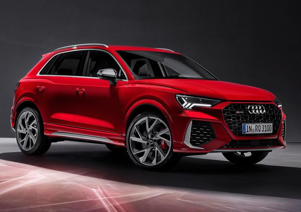 Yeni Audi RS Q3