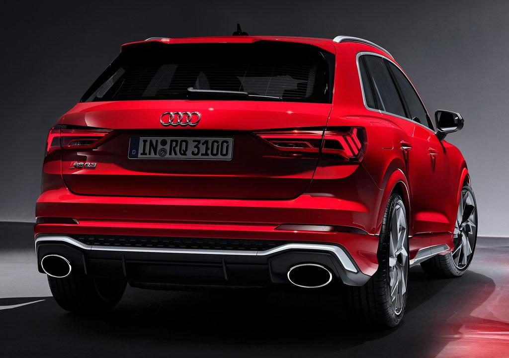 2020 Yeni Audi RS Q3 Donanımları