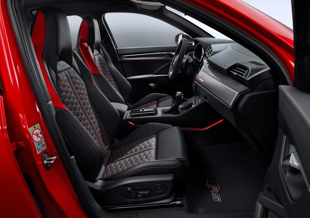 2020 Yeni Audi RS Q3 Fotoğrafları