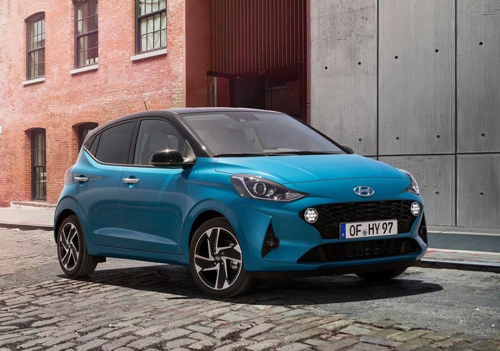 2020 Yeni Kasa Hyundai i10 (MK3)