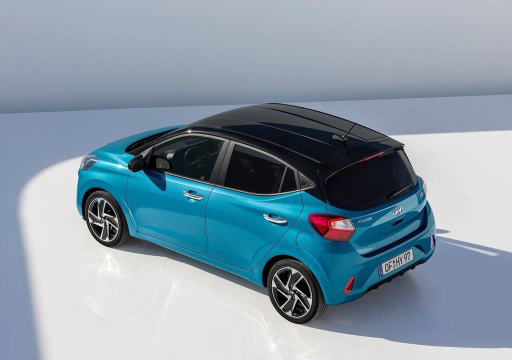 2020 Yeni Hyundai i10