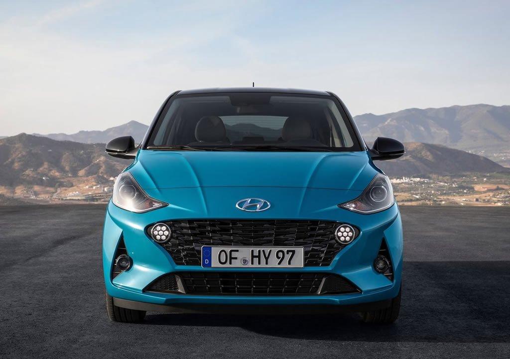 2020 Yeni Kasa Hyundai i10 Türkiye