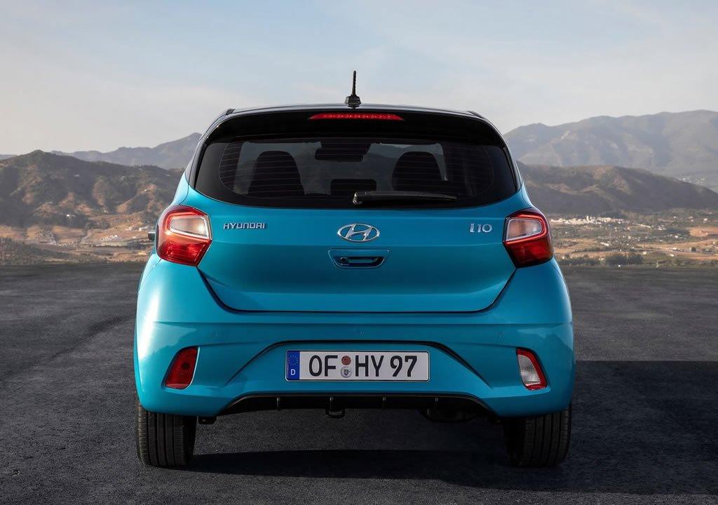 Yeni Kasa Hyundai i10