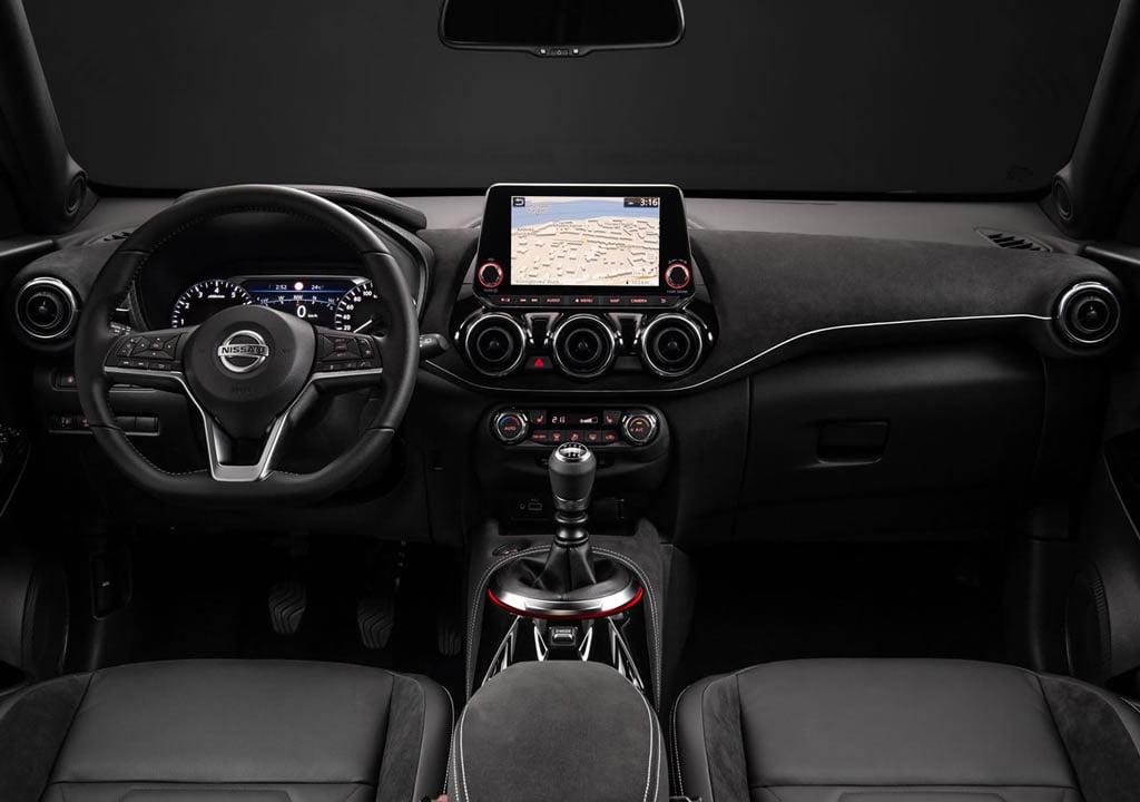 2020 Yeni Kasa Nissan Juke Kokpiti