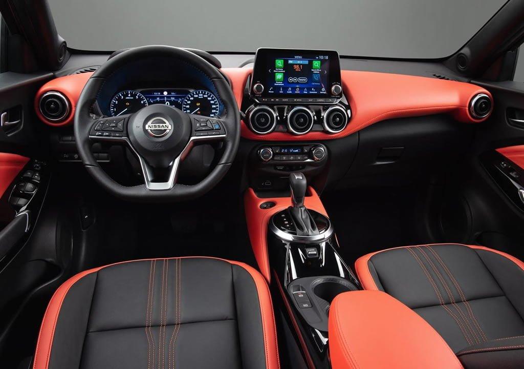 2020 Yeni Kasa Nissan Juke İçi