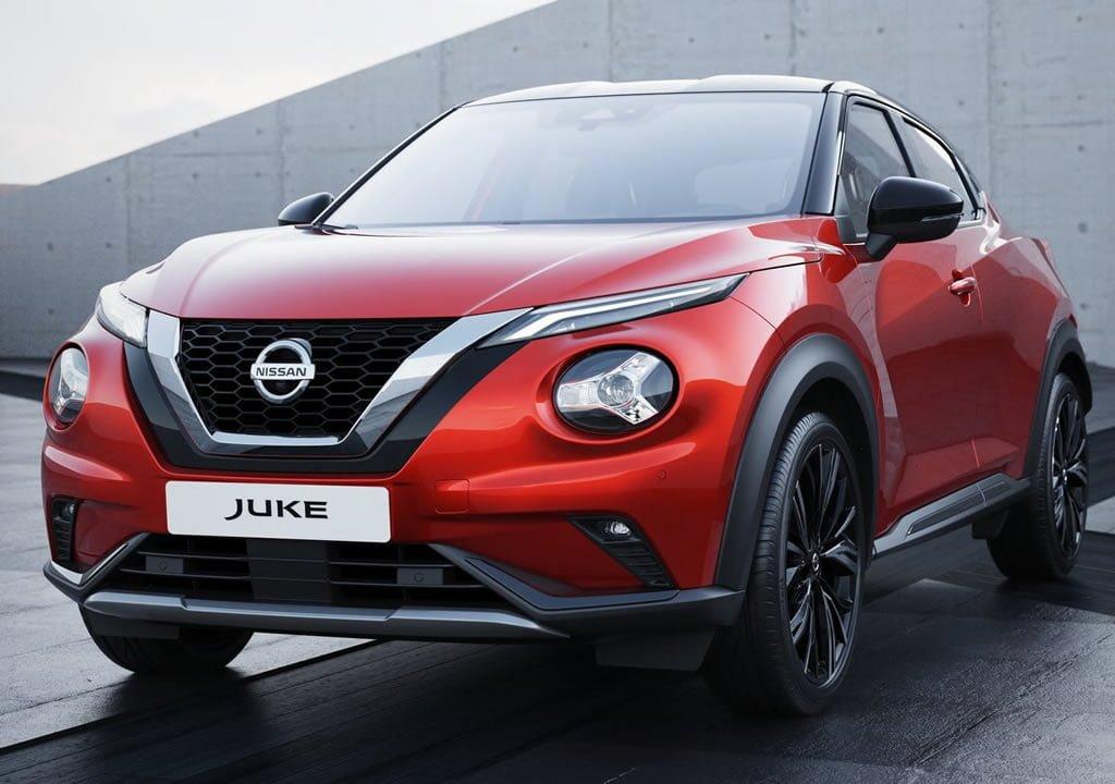2020 Yeni Kasa Nissan Juke MK2