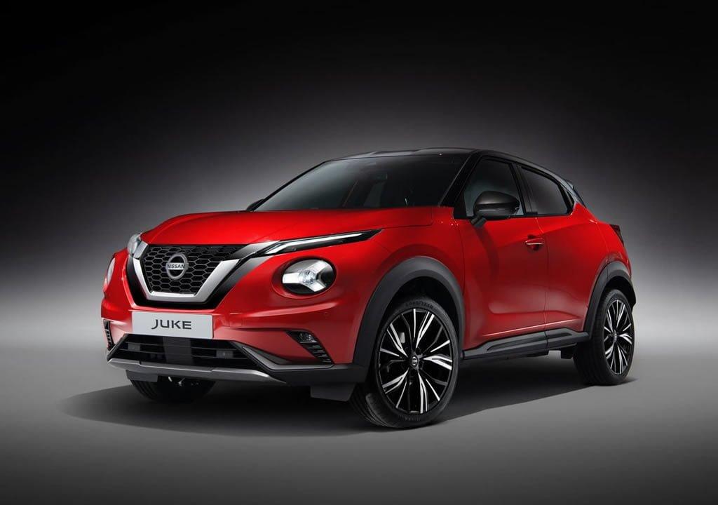 2020 Yeni Kasa Nissan Juke Fotoğrafları