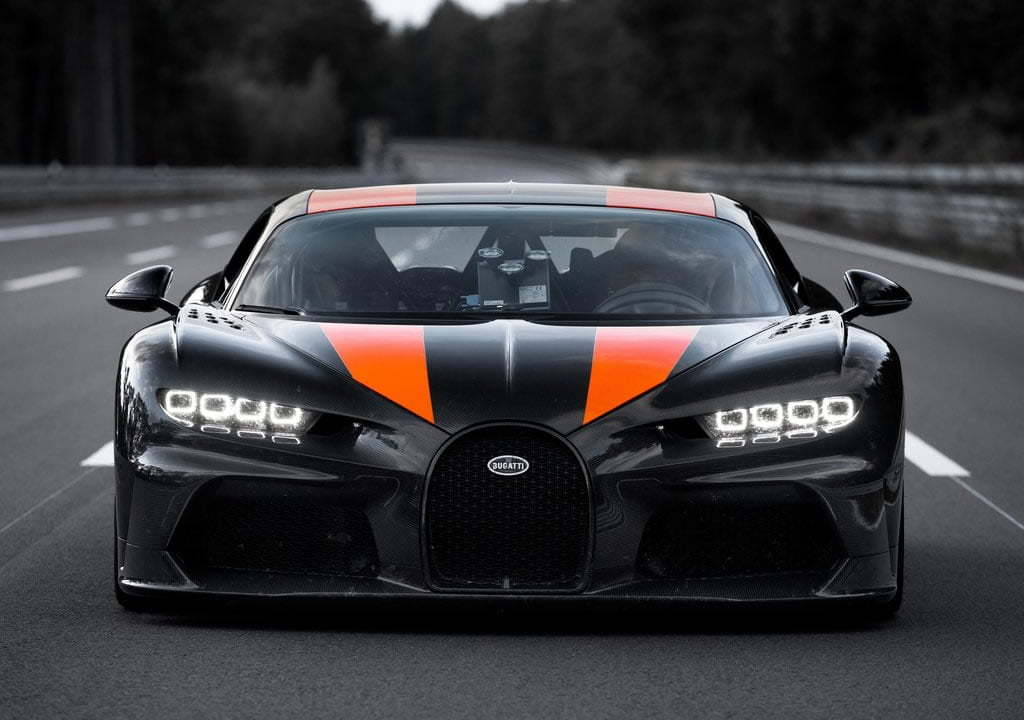 Bugatti Chiron Super Sport 300 Kaç Beygir?