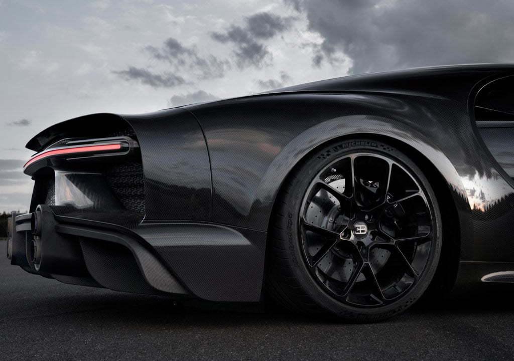 Bugatti Chiron Super Sport 300 Fotoğrafları