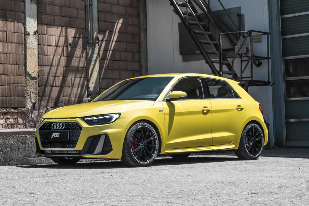 ABT Tuning Yeni Audi A1