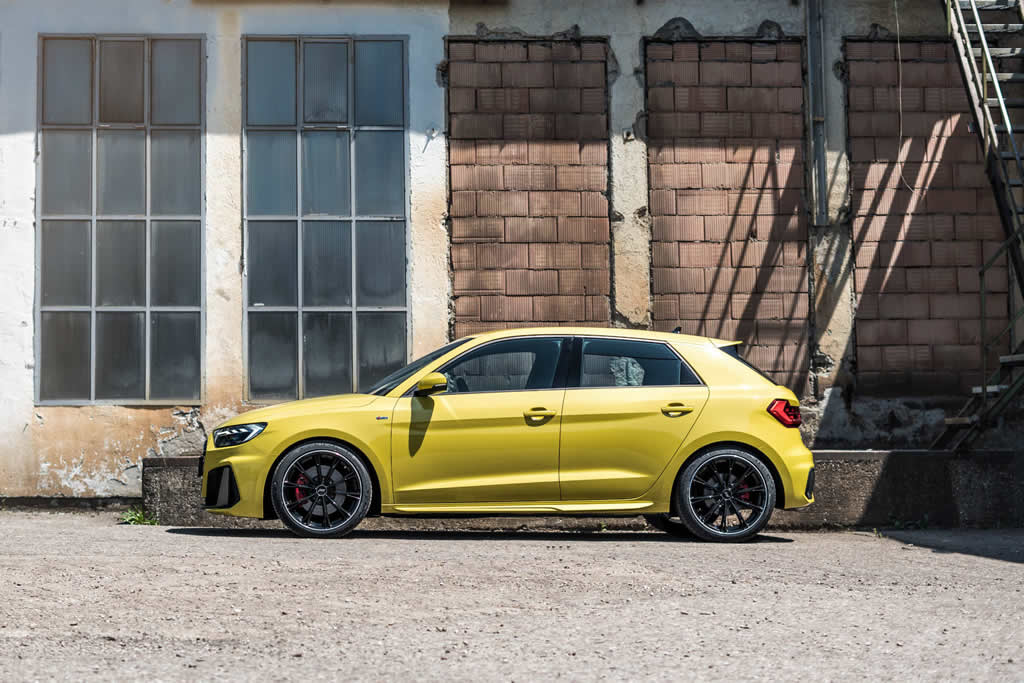 ABT Tuning 2019 Audi A1