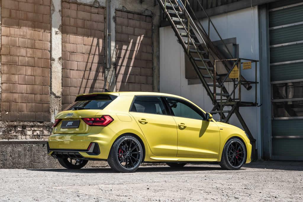 ABT Tuning 2019 Audi A1 40 TFSI