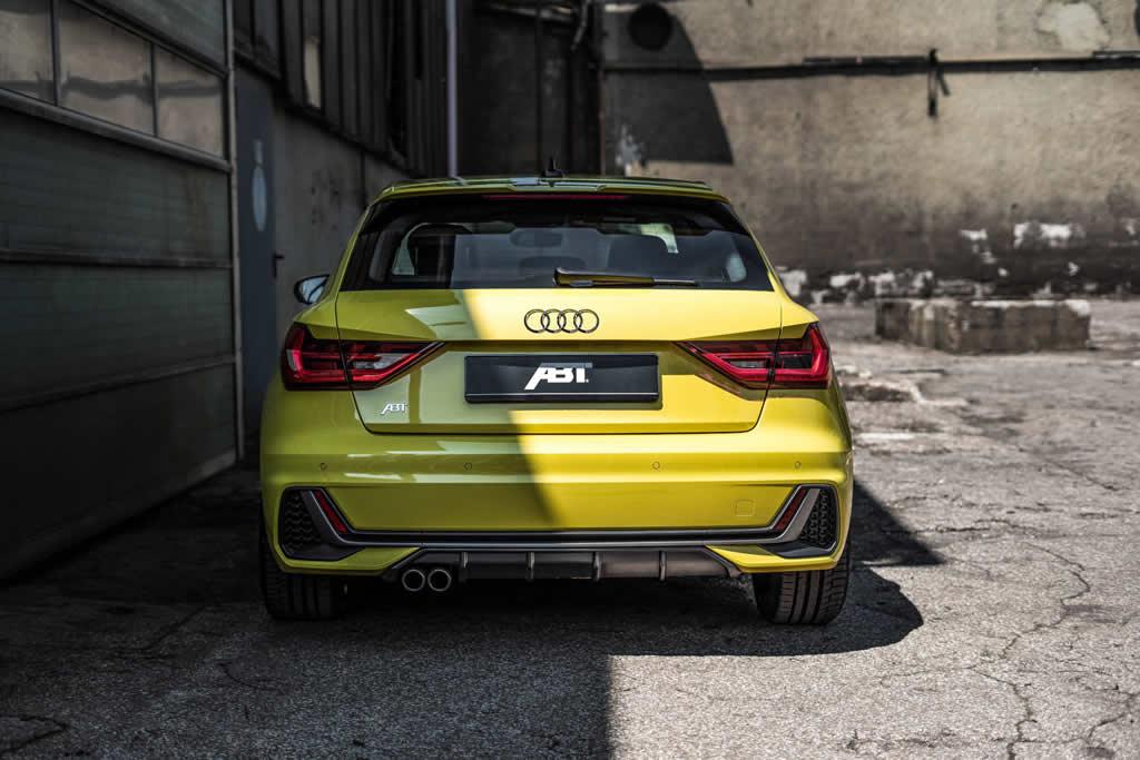 ABT Tuning 2019 Audi A1 40 TFSI Kaç Beygir?