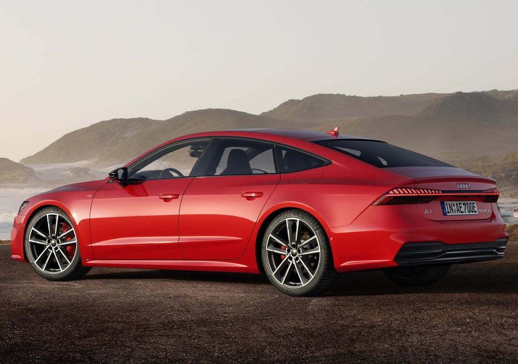 2020 Audi A7 Sportback 55 TFSI e quattro Donanımları