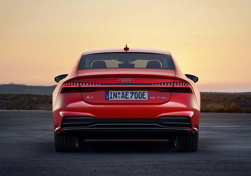2020 Audi A7 Sportback 55 TFSI e quattro Kaç Beygir?