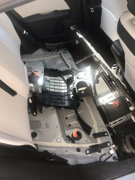 Toyota Prius Hırsızlık
