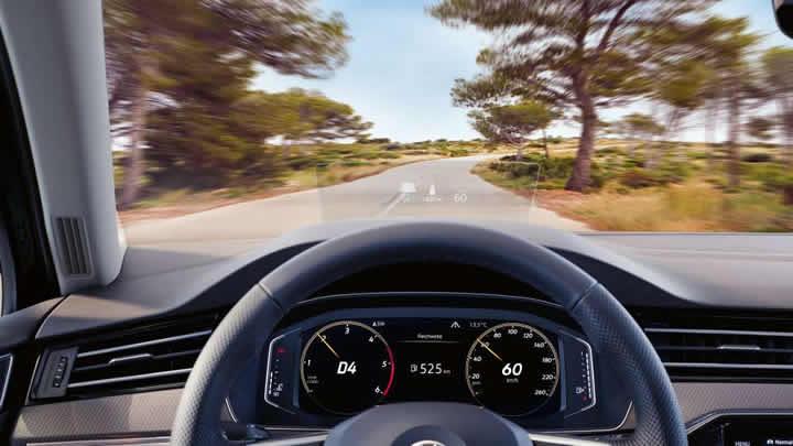 Makyajlı Volkswagen Passat B8