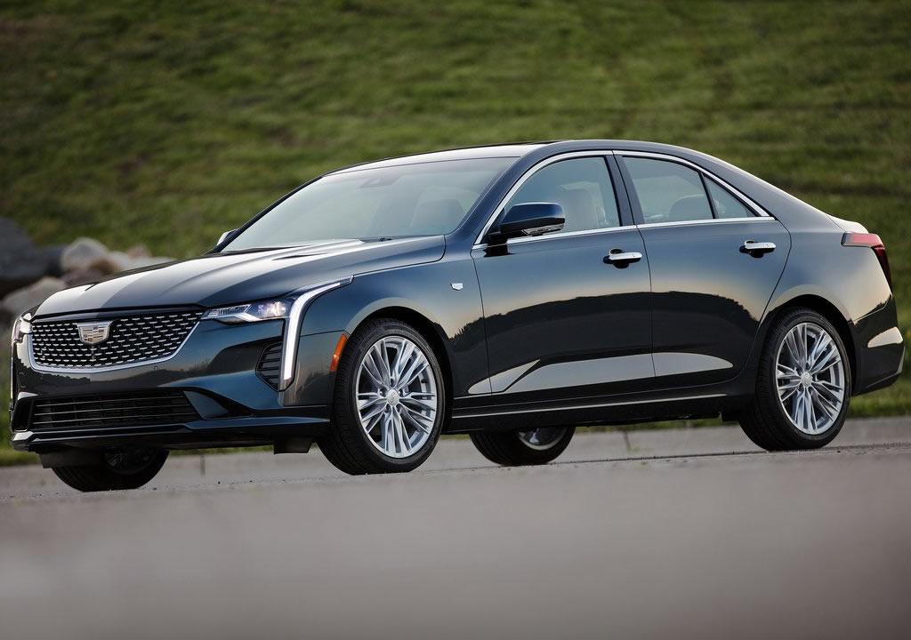 2020 Cadillac CT4 Teknik Özellikleri