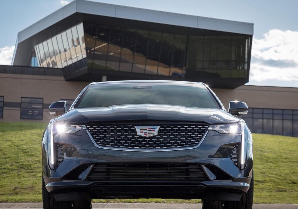 2020 Cadillac CT4 Fotoğrafları